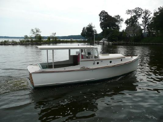 2005 bob stephens custom downeast cold molded picnic boat reduced 9 19 2011  28 2005 Bob Stephens Custom Downeast cold molded Picnic Boat, reduced 9/19/2011