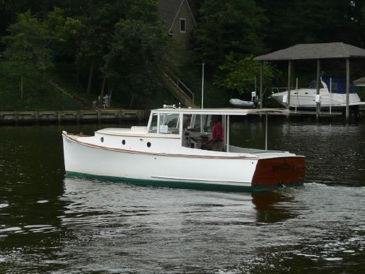 2005 bob stephens custom downeast cold molded picnic boat reduced 9 19 2011  29 2005 Bob Stephens Custom Downeast cold molded Picnic Boat, reduced 9/19/2011