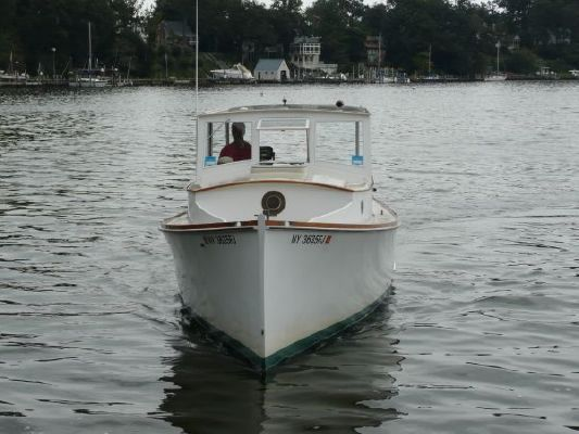2005 bob stephens custom downeast cold molded picnic boat reduced 9 19 2011  31 2005 Bob Stephens Custom Downeast cold molded Picnic Boat, reduced 9/19/2011