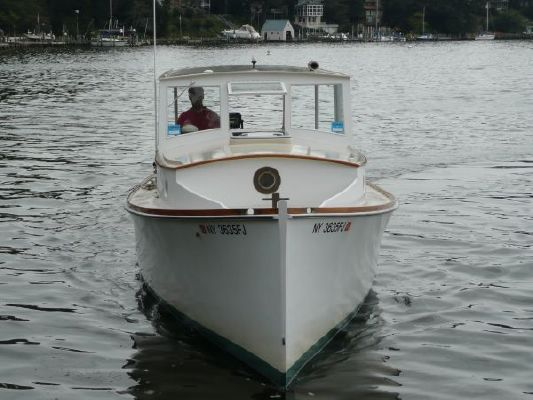 2005 bob stephens custom downeast cold molded picnic boat reduced 9 19 2011  32 2005 Bob Stephens Custom Downeast cold molded Picnic Boat, reduced 9/19/2011