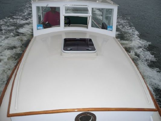 2005 bob stephens custom downeast cold molded picnic boat reduced 9 19 2011  41 2005 Bob Stephens Custom Downeast cold molded Picnic Boat, reduced 9/19/2011