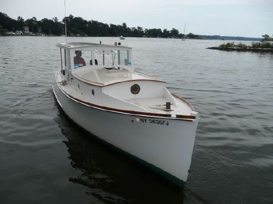 2005 bob stephens custom downeast cold molded picnic boat reduced 9 19 2011  7 2005 Bob Stephens Custom Downeast cold molded Picnic Boat, reduced 9/19/2011