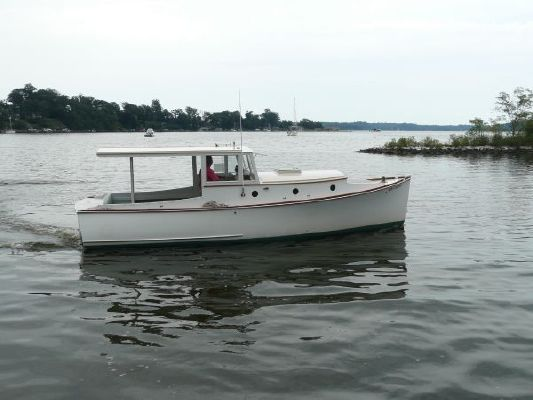 2005 bob stephens custom downeast cold molded picnic boat reduced 9 19 2011  9 2005 Bob Stephens Custom Downeast cold molded Picnic Boat, reduced 9/19/2011