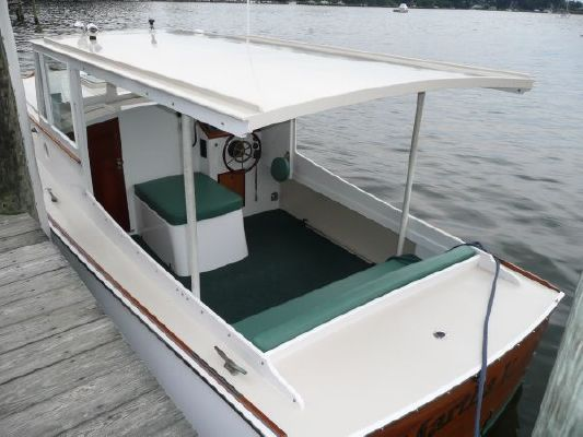 2005 bob stephens custom downeast cold molded picnic boat reduced 9 19 2011  97 2005 Bob Stephens Custom Downeast cold molded Picnic Boat, reduced 9/19/2011