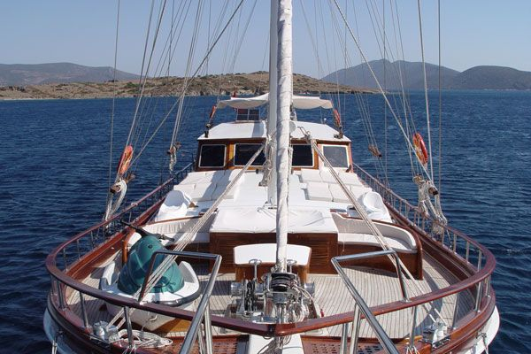 BODRUM Three Masted Wooden Bodrum Gulet 2005 Ketch Boats for Sale