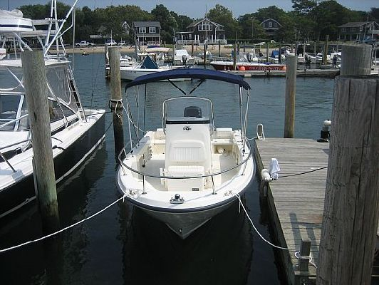 Boston Whaler Nantucket 2005 Boston Whaler Boats