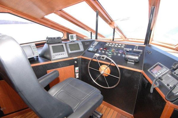 Breaux Yacht Fisher (FMC) 2005 All Boats