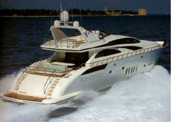 Cantieri di Arno Leopard 2005 All Boats