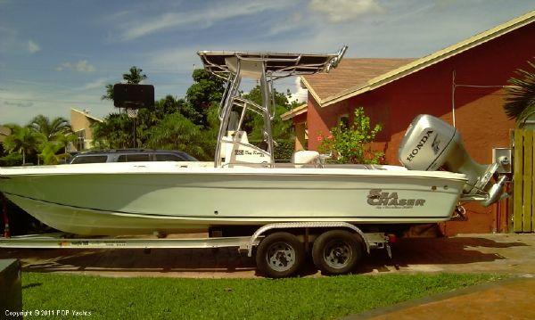 2005 carolina skiff 225lx seachaser  2 2005 Carolina Skiff 225LX Seachaser