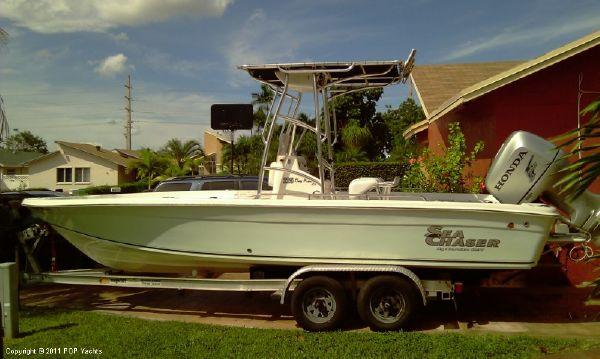 2005 carolina skiff 225lx seachaser  6 2005 Carolina Skiff 225LX Seachaser