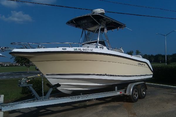 Century 2200 CC 2005 All Boats