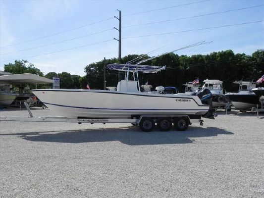 2005 contender offshore fishing boats 27t cc boats for Offshore fishing boat manufacturers