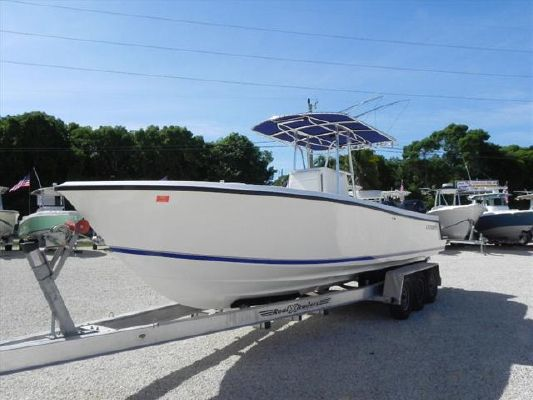 2005 contender offshore fishing boats 27t cc boats for Offshore fishing boats for sale
