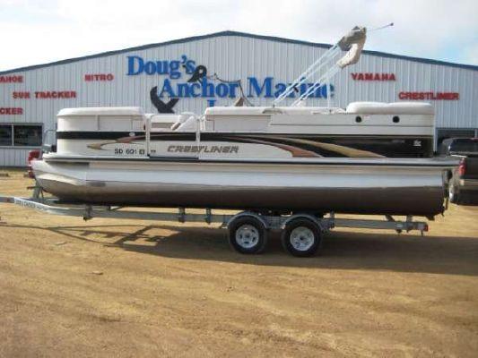 Crestliner LSi 2485 Sterndrive 2005 Crestliner Boats for Sale