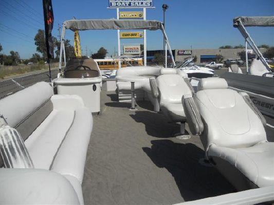 Crestliner LSi Angler 2485 2005 Angler Boats Crestliner Boats for Sale