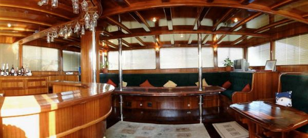Custom Ketch Type Traditional Wooden Motor Sailer 2005 Ketch Boats for Sale