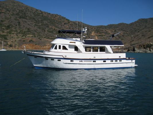 Defever Cockpit Motor Yacht 2005 Trawler Boats for Sale