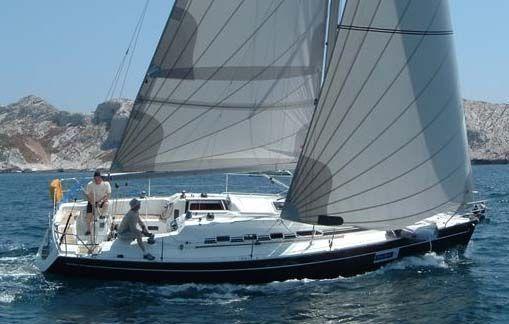 Dehler 36 JV 2005 All Boats