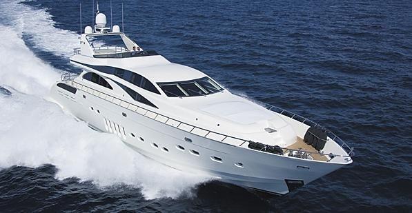 Dell'Arno Leopard 32 Concept 2005 All Boats