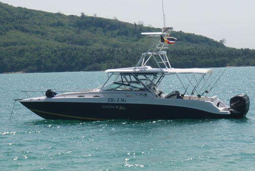Donzi 38 ZSF 2005 Donzi Boats for Sale