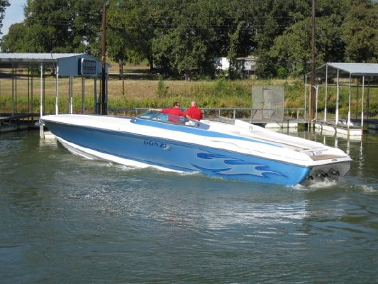 Donzi 45 ZSC 2005 Donzi Boats for Sale