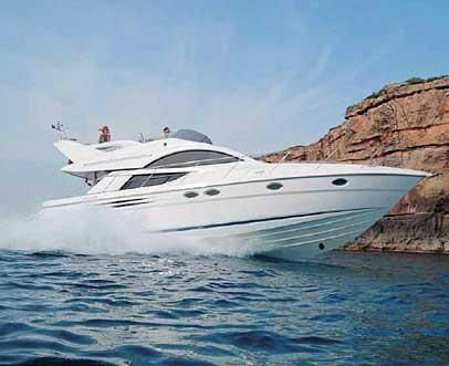 Boats for Sale & Yachts Fairline 46 2005 Motor Boats