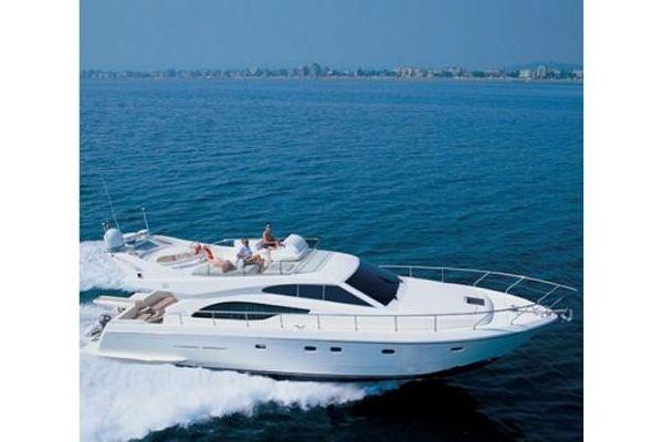 Ferretti 530 2005 All Boats