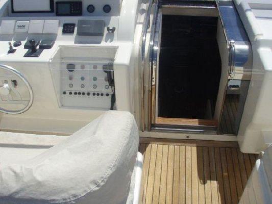 Ferretti Custom Line RPH Motor Yacht w/4 ARG stabilizers 2005 All Boats