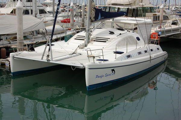 Boats for Sale & Yachts Fortuna Island Spirit 401 2005 All Boats
