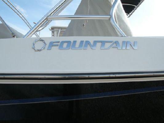 Fountain 31 Fish 2005 Fountain Boats for Sale