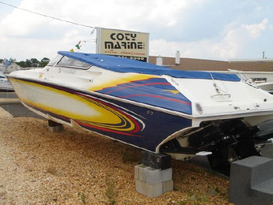 Fountain 38 Lightning 2005 Fountain Boats for Sale