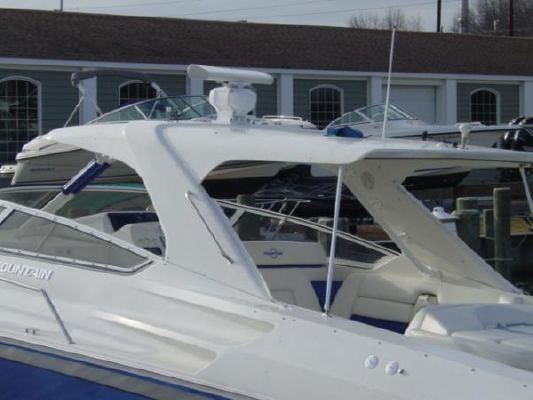 Fountain 48 Express Cruiser 2005 Fountain Boats for Sale