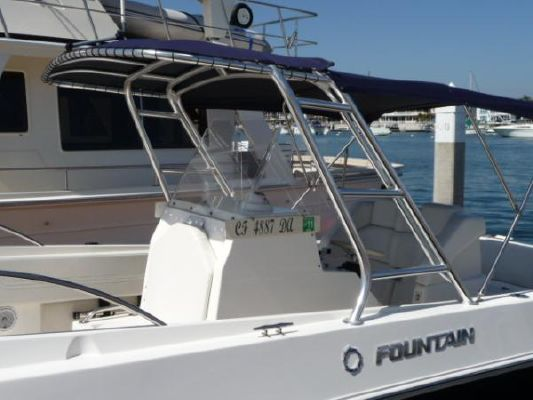 Boats for Sale & Yachts Fountain Tournament Edition 2005 Fountain Boats for Sale