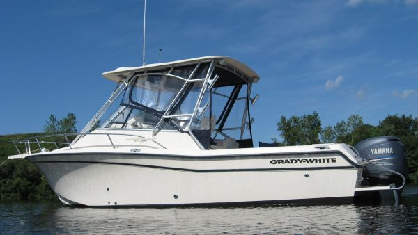 Grady White 26 Express 2005 Fishing Boats for Sale Grady White Boats for Sale