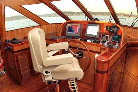 Hampton Pilothouse 558 2005 Pilothouse Boats for Sale