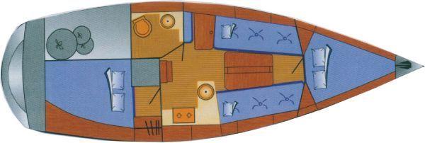 2005 hanse yachts hanse 312  1 2005 Hanse Yachts Hanse 312