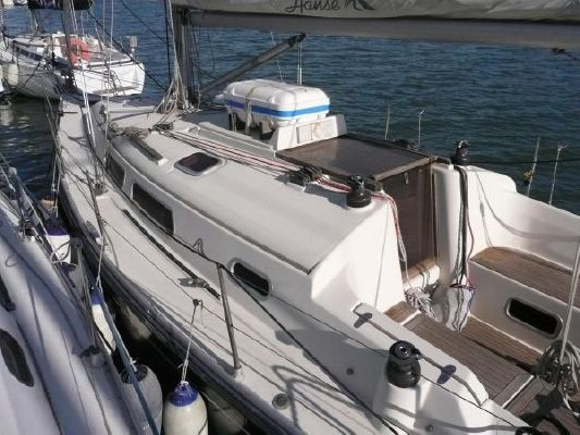 2005 hanse yachts hanse 312  2 2005 Hanse Yachts Hanse 312