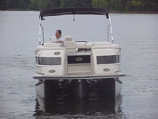 Harris FloteBote Crowne 240 O/B 2005 Crownline Boats for Sale