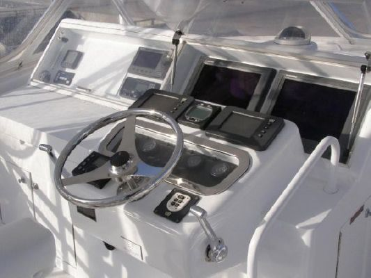 Hatteras 50 Convertible 2005 Hatteras Boats for Sale