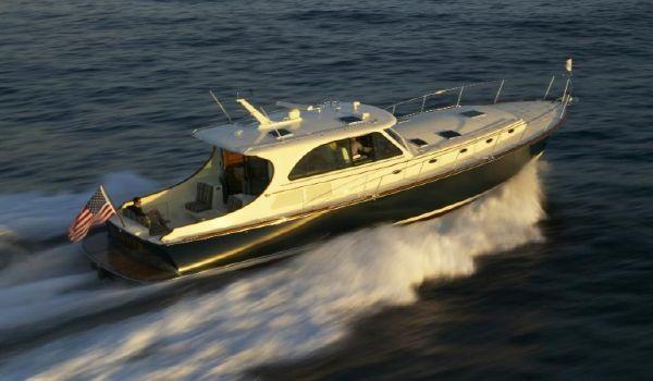 Hinckley Talaria 55 Motoryacht 2005 All Boats