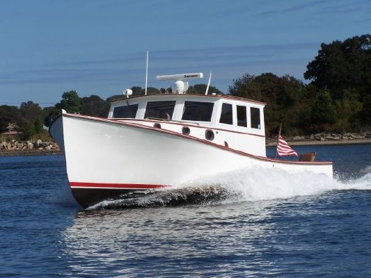 Holland Downeast Lobster Yacht Cruiser 2005 Lobster Boats for Sale