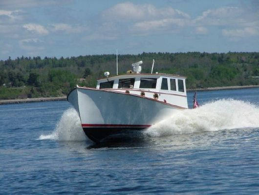 2005 Holland Downeast Lobster Yacht Cruiser Boats Yachts