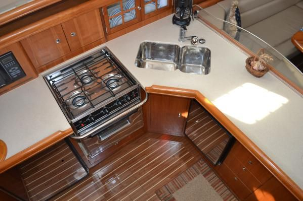 Hunter 41 Deck Salon 2005 All Boats