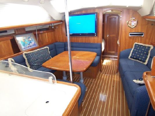 Hunter 41 Deck Salon (Never chartered, ready to GO,) 2005 All Boats