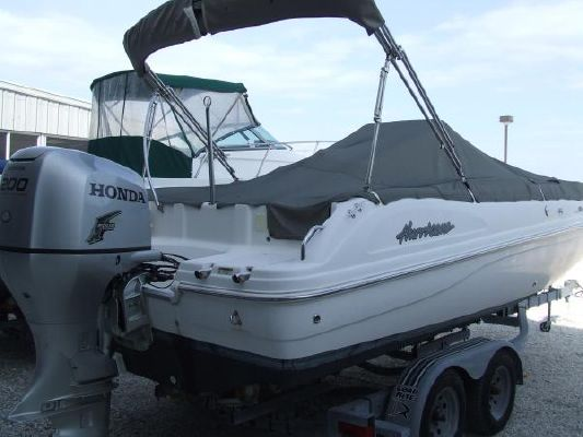 Hurricane FunDeck GS 211 OB 2005 All Boats