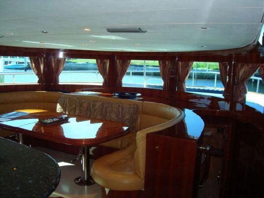 Boats for Sale & Yachts Johnson Motor Yacht Flybridge with Euro Transom 2005 Flybridge Boats for Sale
