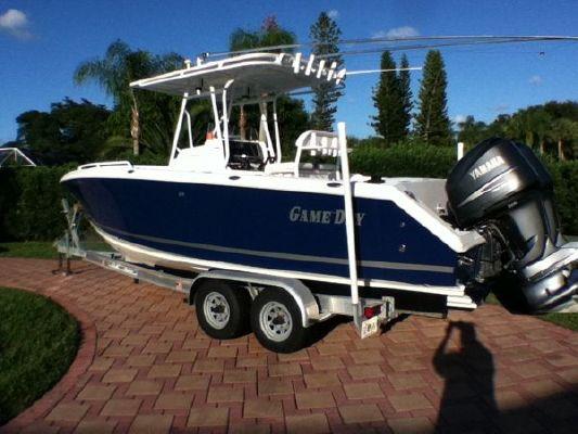 Jupiter 27 Forward Seating Salt Water Fisherman 2005 All Boats Fisherman Boats for Sale