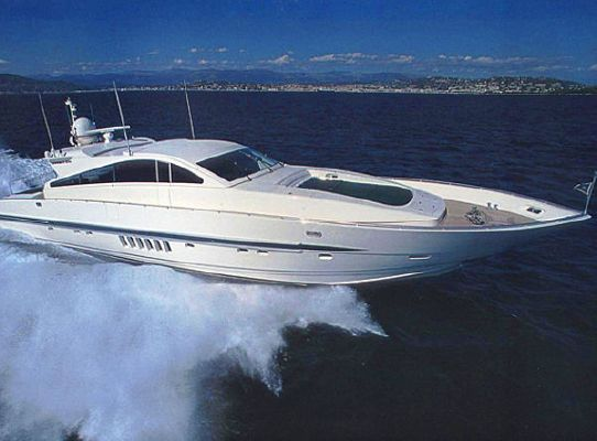 Leopard 27 2005 All Boats