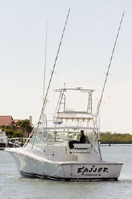 Luhrs Open Fish 2005 All Boats