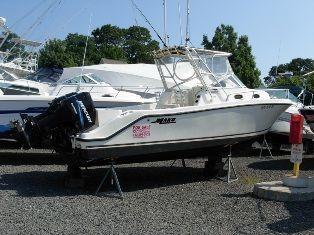 Boats for Sale & Yachts Mako 253 Walkaround 2005 Mako Boats for Sale